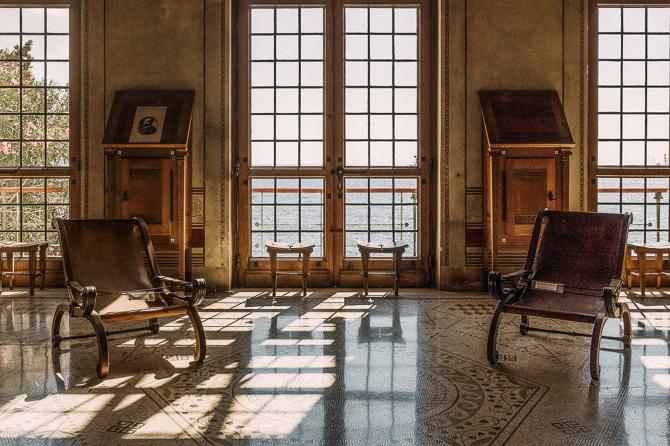 Villa Kerylos Romain Laprade Photographer